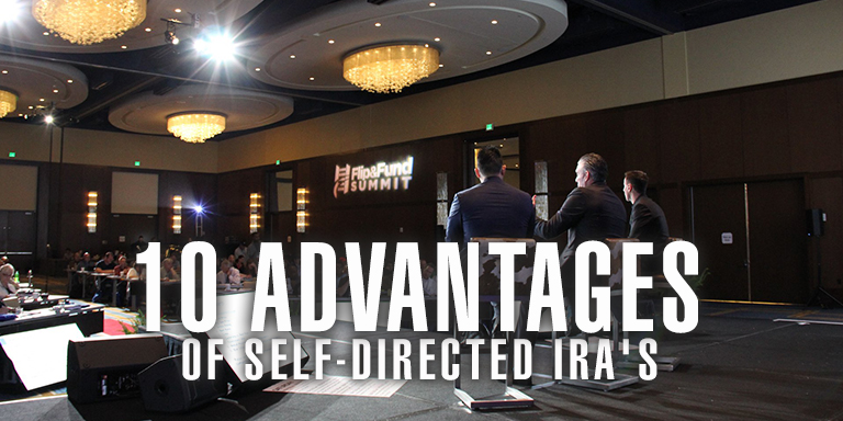 10 Advantages Of Self-Directed IRAS