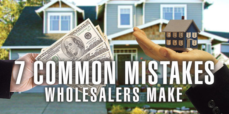 7 Common Mistakes Wholesalers Make