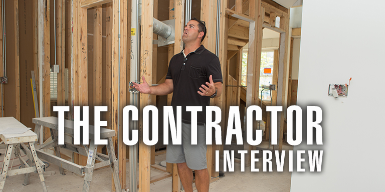 The Contractor Interview
