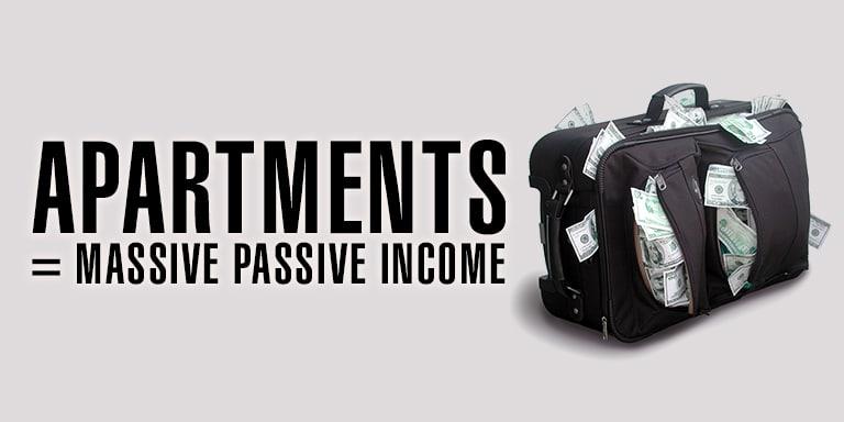 Apartment = Massive Passive Income