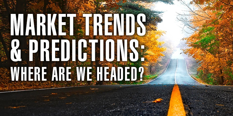 Market Trends & Predictions: Where Are We Headed?