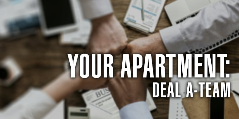 Your Apartment Deal A Team