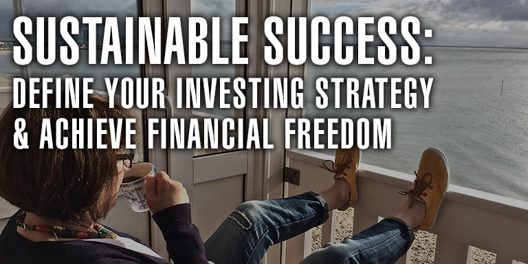 Define Your Investing Strategy Achieve Financial Freedom
